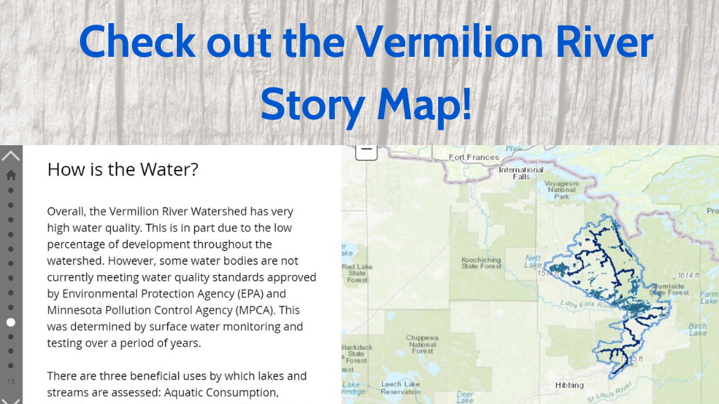 Vermilion Story Map